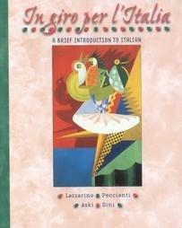 9780071211161: In giro per l'Italia (Student Edition + Listening Comprehension Audio CD)