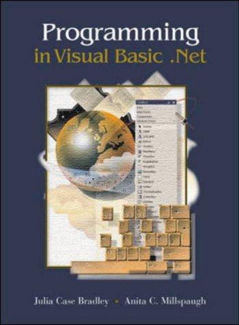 9780071211215: Programming in Visual Basic.NET