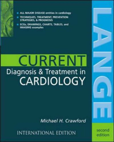 9780071212120: Current Diagnosis and Treatment in Cardiology