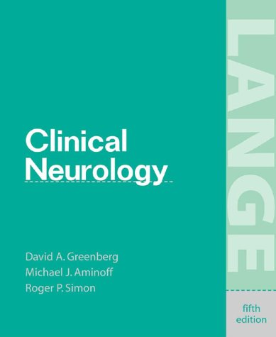 9780071212250: Clinical Neurology (International Students Edition)