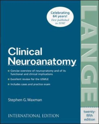 9780071212267: Clinical Neuroanatomy