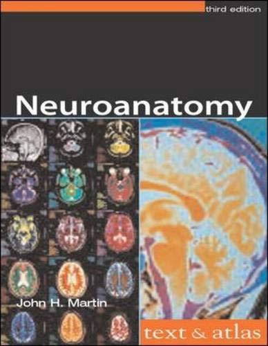 9780071212373: Neuroanatomy: Text and Atlas