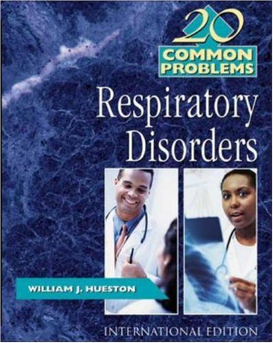 9780071212748: 20 Common Problems in Respiratory Disorders