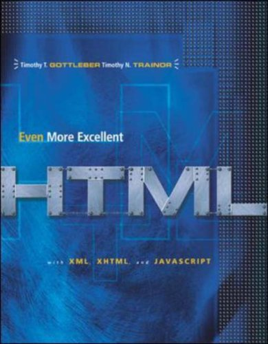 9780071212854: Even More Excellent HTML with Reference Guide