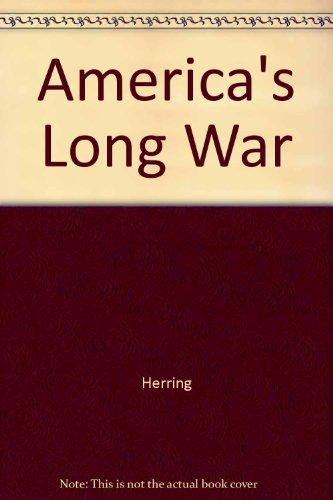 9780071212878: America's Long War