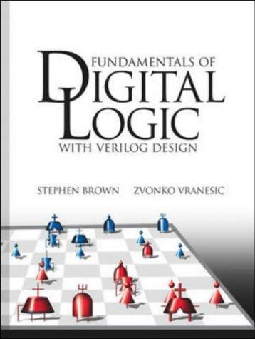 9780071213592: Fundamentals of Digital Logic with Verilog Design