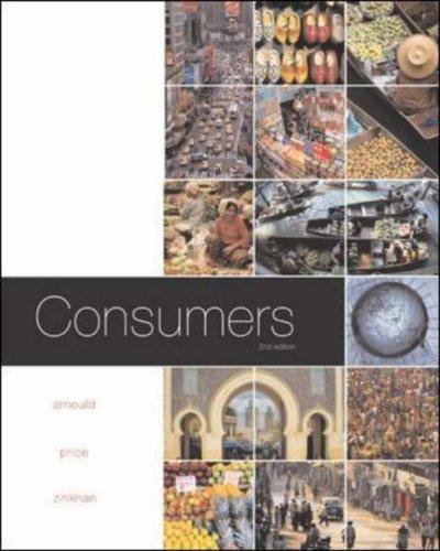 9780071214261: Consumers (Mcgraw-Hill/Irwin Series in Marketing)