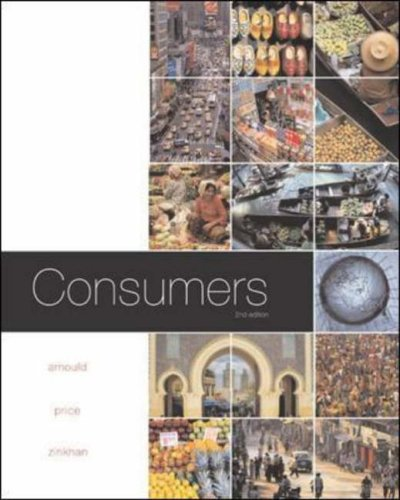 9780071214261: Consumers (Mcgraw-Hill/Irwin Series in Marketing)