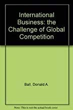 9780071214278: International Business: the Challenge of Global Competition