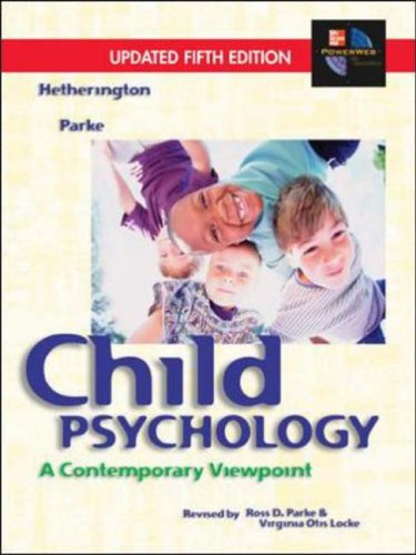 9780071214421: Child Psychology: With Powerweb