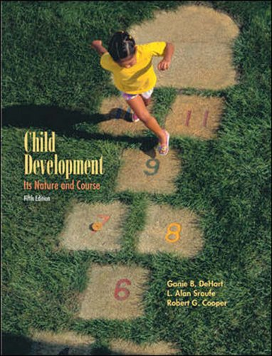 9780071214506: Child Development, Its Nature & Course, 5th Edition