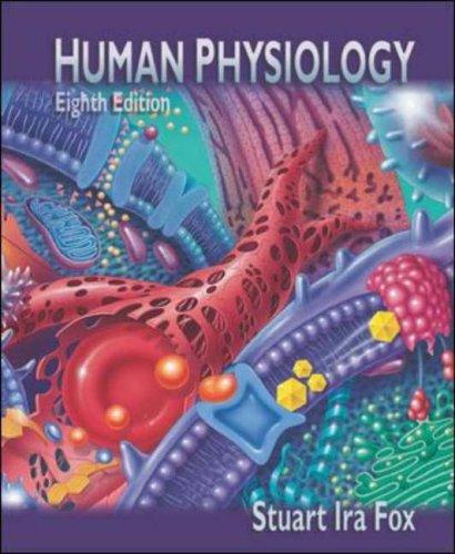 9780071214582: Human Physiology