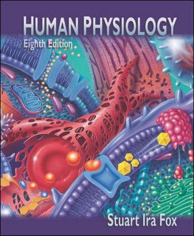 Human Physiology: Stuart Ira Fox