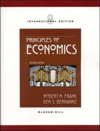 9780071214599: Principles of Economics
