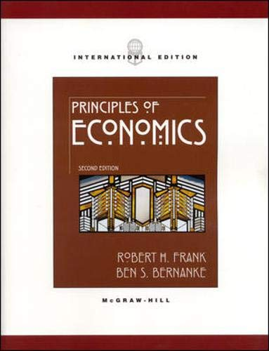 9780071214599: Principles of Economics
