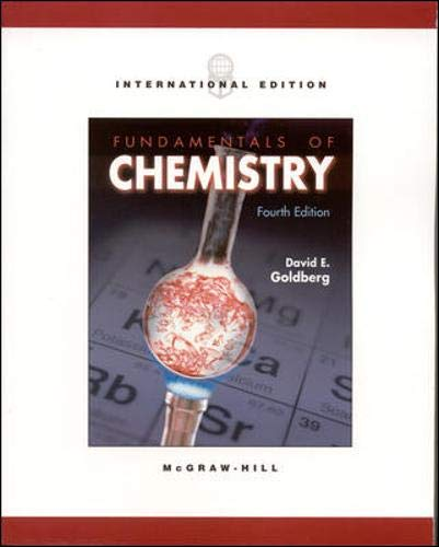9780071214636: Fundamentals of Chemistry