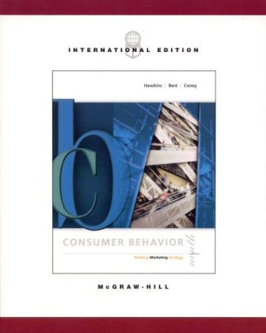 9780071214698: Consumer Behavior: Building Marketing Strategy (Mcgraw-Hill/Irwin Series in Marketing)