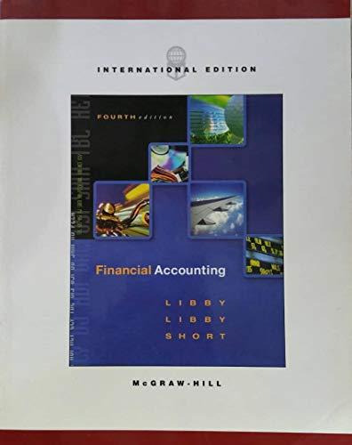 9780071214834: Financial Accounting