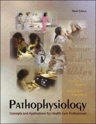9780071214971: Pathophysiology: Concepts and Applications for Health Care Professionals
