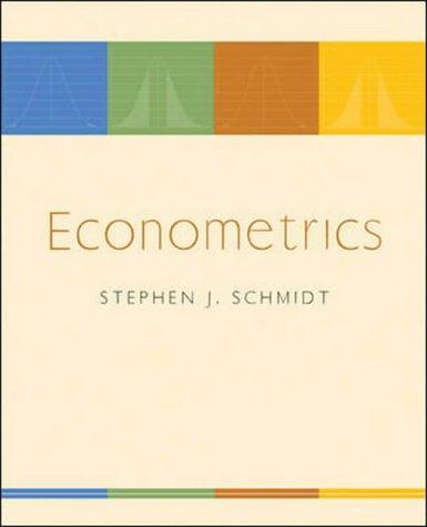 9780071215114: Econometrics