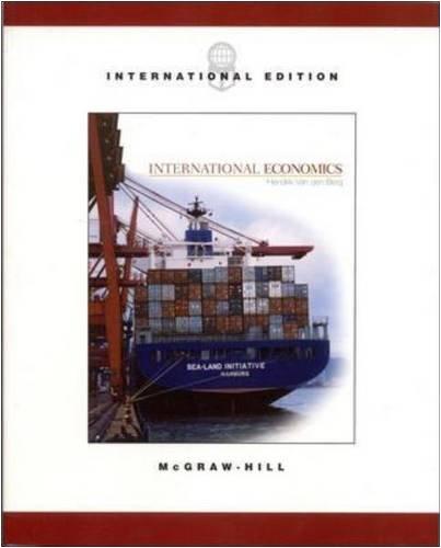 9780071215176: International Economics