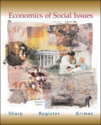 9780071215329: Economics of Social Issues