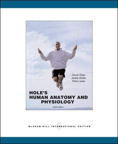 9780071215336: Hole's Human Anatomy & Physiology 10th