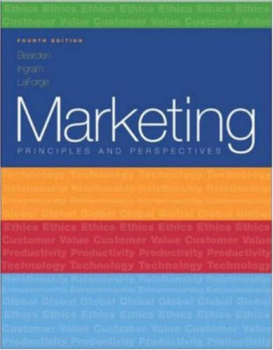 9780071215541: Marketing: Principles and Perspectives: With Powerweb (McGraw-Hill/Irwin series in marketing)