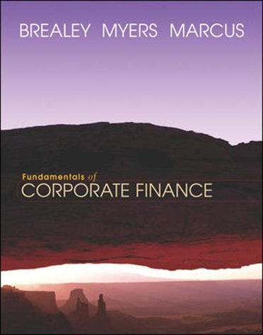 9780071215596: Fundamentals of Corporate Finance