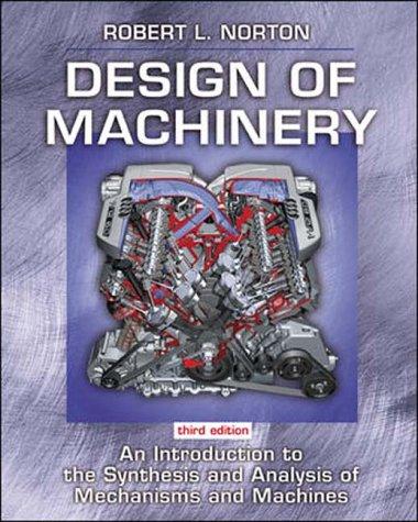 9780071215770: Design of Machinery
