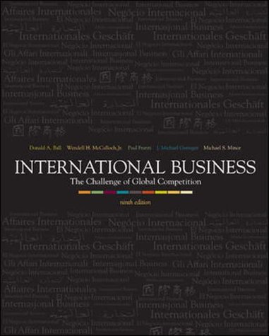 9780071215824: International Business: The Challenge of Global Competition