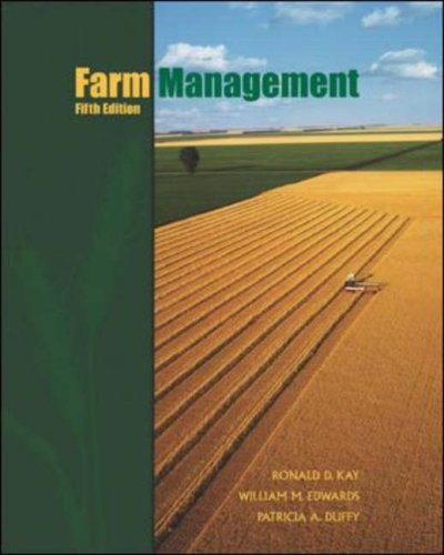 9780071216173: Farm Management