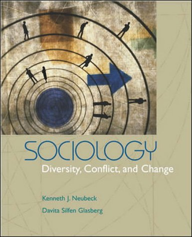 9780071216210: Sociology : Diversity, Conflict and Change