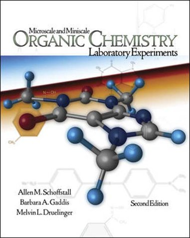 9780071216586: Microscale and Miniscale Organic Chemistry Laboratory Experiments