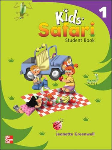 9780071217484: KIDS' SAFARI STUDENT BOOK 1: Student Book Level 1