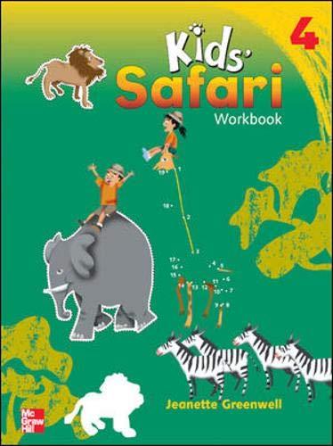 9780071217576: KIDS' SAFARI WORKBOOK 4: Workbook Level 4