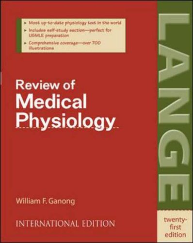 9780071217651: Review of Medical Physiology (stm09)