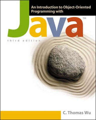 9780071217705: Introduction to Object-Oriented Programming with Java