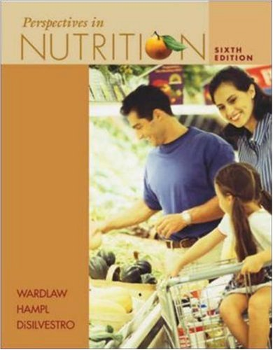 9780071217842: With OLC Bind-in Card (Perspectives in Nutrition)