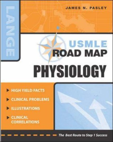 9780071217859: Usmle Road Map: Physiology (Stm45)