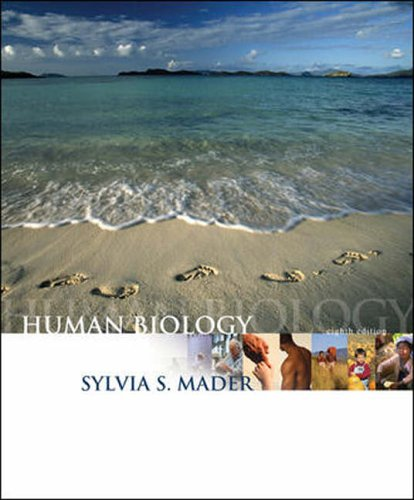9780071218061: Human Biology: With Bound in OLC Card