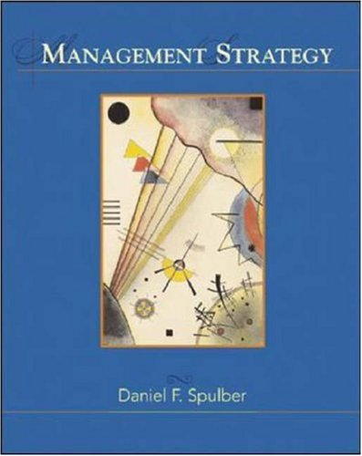 9780071218344: Management Strategy