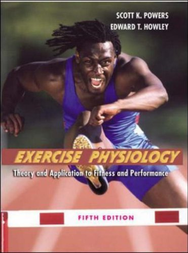 9780071218368: Exercise Physiology: With Ready Notes and PowerWeb/OLC Bind-in Passcard: Theory and Application to Fitness and Performance
