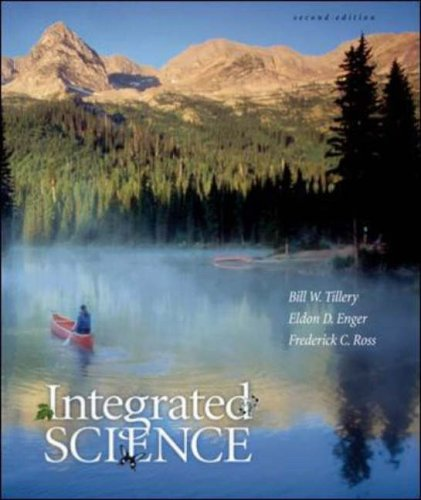 9780071218399: Integrated Science: With OLC Bind-in Card