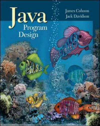 9780071218412: Java Program Design with OLC BI Card