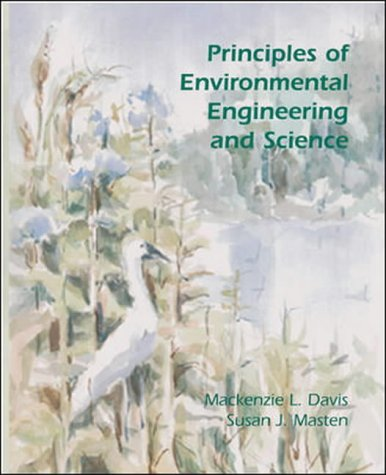 9780071218429: Principles of Environmental Engineering and Science: With Bi Sub Card