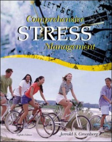 9780071218559: Comprehensive Stress Management: With PowerWeb / OLC Bind-In Passcard and HealthQuest CD-Rom