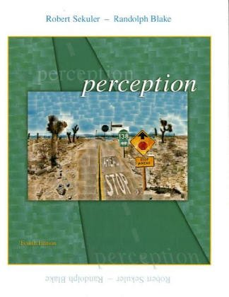 9780071219235: Perception: With Interactive Study Guide CD Rom
