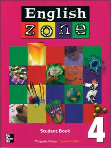 9780071219389: ENGLISH ZONE STUDENT BOOK 4: Student Book Bk. 4