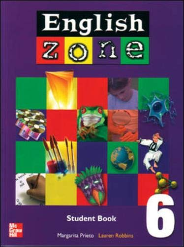 9780071219402: English Zone Student Book 6 (Bk. 6)